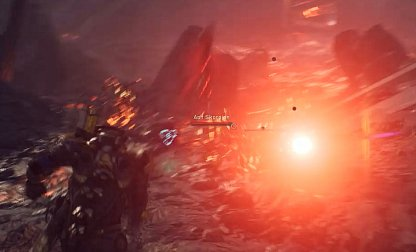 Anthem Use Abilities To Deal With Multiple Enemies