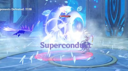 Recommended Elements: Pyro & Electro