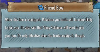 Friend Bow