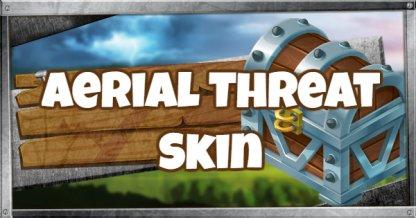 AERIAL THREAT Skin