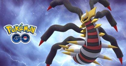 Pokemon Go | New Raid Boss: Giratina (Origin Forme) - April 2019