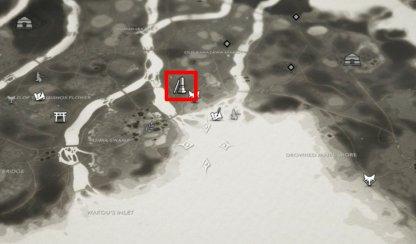 South-West Of Old Kanazawa Marsh - Map & Location