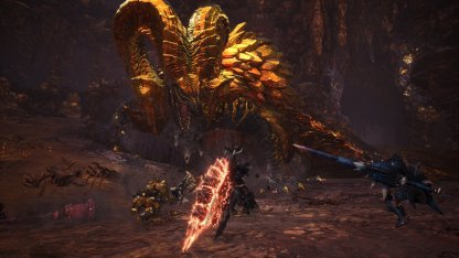 Kulve Taroth & Taroth Weapons Arrive In-Game