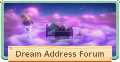 Dream Address Exchange Forum
