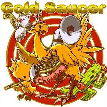 20. Gold Saucer