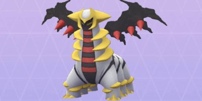 Giratina Altered Forme - Rating, Stats & Max CP
