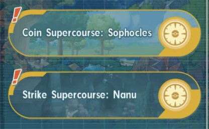 Supercourse Rewards