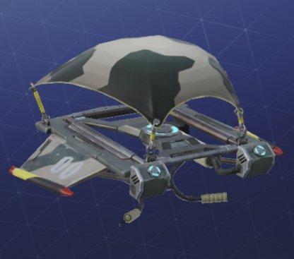Glider skin Image RAPTOR