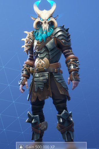 RAGNAROK - Full Portrait & Unlocks