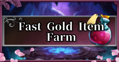 How To Farm Gold Crafting Material Fast - Efficient Farming Tips & Guides