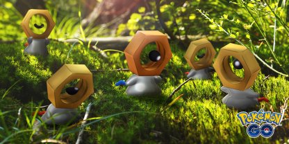 Shiny Meltan Event Live on Pokemon Go from Feb. 6th!