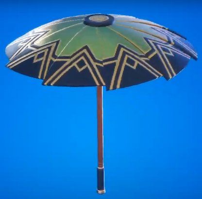 Fortnite Umbrella C2S2