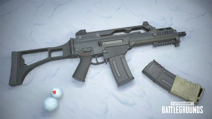 New Weapon: G36C
