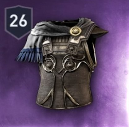 Dark Steel Chestplate Stats