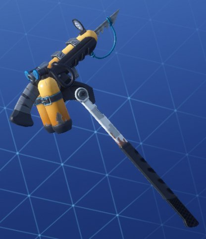 Pickaxe Skin HARPOON