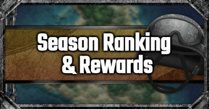 Pubg Mobile Season Ranking Rewards