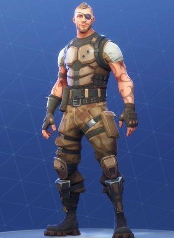 Skin Outfit BATTLEHAWK