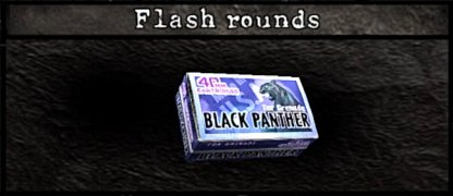 Flash Rounds