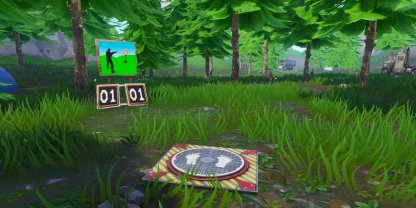 Get a Score of 5 or More in Shooting Galleries Retail Row Close Up