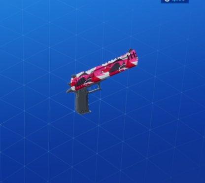CUDDLE CAMO Wrap - Handgun