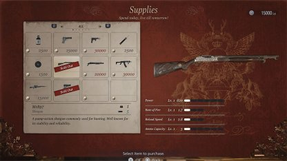 Make Upgrades to Weapons Suitable For Level