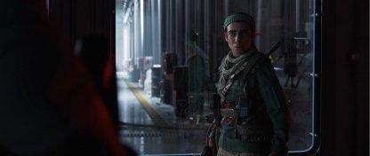 Commander Farah Kim