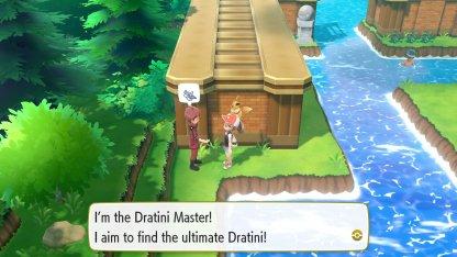 Dratini Master Trainer