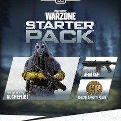 Warzone Starter Pack Available With The Update