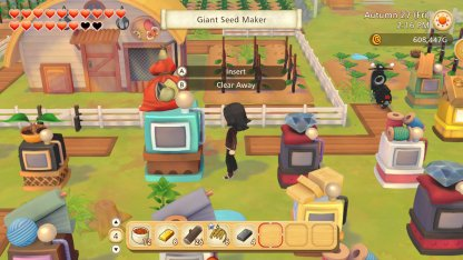 Setting Up More Seed Makers