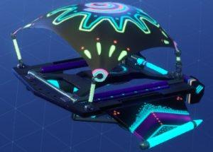 Glider skin Image GLOW RIDER