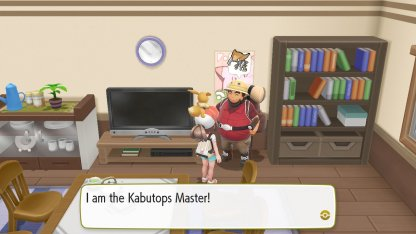 Kabutops Master Trainer