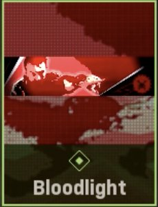 Bloodlight Calling Card