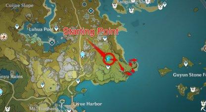 Quest Route