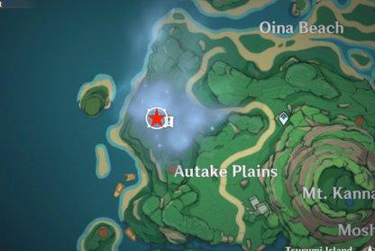 Autake Map 2