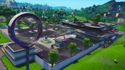 Recommended Areas: Neo Tilted & Mega Mall