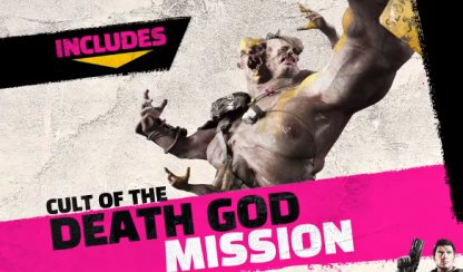 Cult Of Death God Mission