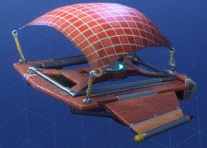 Glider skin Image ROADTRIP