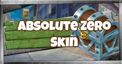 ABSOLUTE ZERO Skin