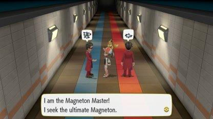 Magneton Master Trainer