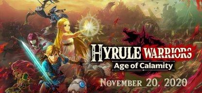 Hyrule Warriors Release Date