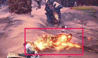 Fireball Spit Explodes After Few Seconds