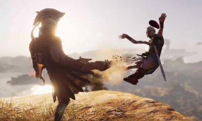 Sparta Kick