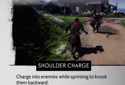 Shoulder Charge