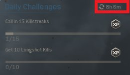 Daily Rotating Challenges