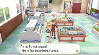 Flareon Master Trainer