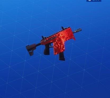ANGLED FIRE Wrap - Submachine Gun