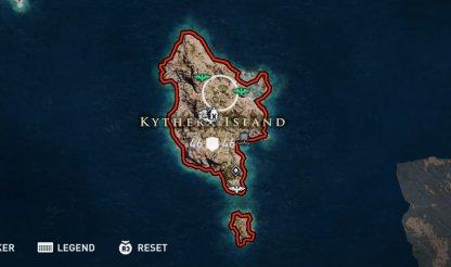 Armor of the Immortal Kythera Island