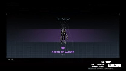 Freak Of Nature (Epic)