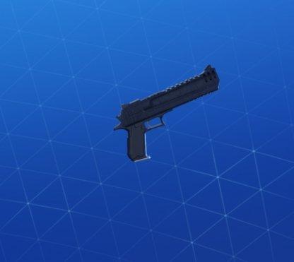 STEALTH BLACK Wrap - Handgun