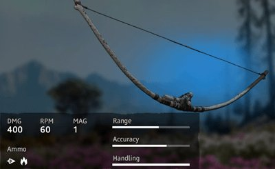 Far Cry New Dawn Chosen Bow